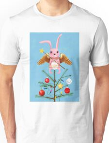 Watch Out Santa that bunny arrived early Unisex T-Shirt
