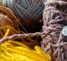Knit Song II by Jessie Harris