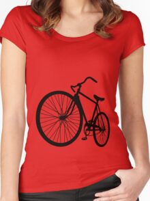 Le Bike Women's Fitted Scoop T-Shirt