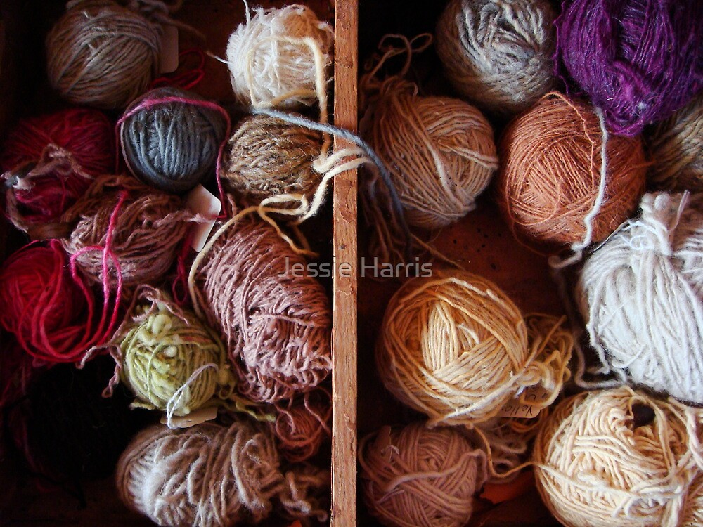 Knit Song III by Jessie Harris