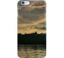 Rowboats at Dusk iPhone Case/Skin