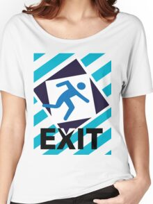 Exit, the urban trend Women's Relaxed Fit T-Shirt