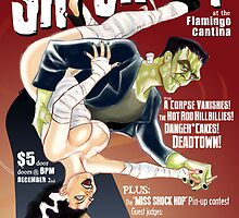 Frankenstein the Swinger by Terry  Parr