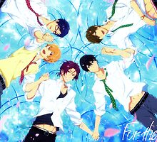 free! guys by airesama