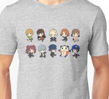 Persona 4 Chibis Unisex T-Shirt