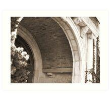 Italian Architecture 1 Art Print