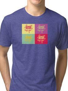pop art two Tri-blend T-Shirt