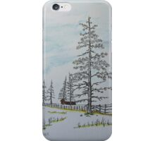 Pine Tree Gate iPhone Case/Skin