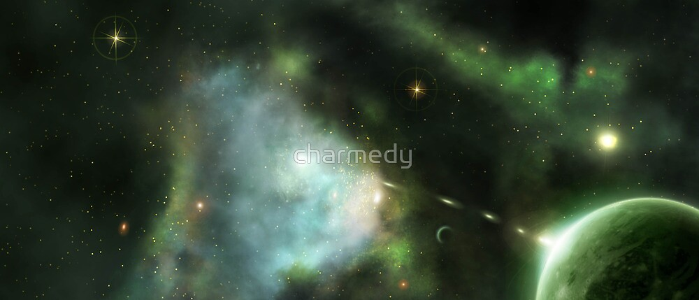 The Black hole by charmedy