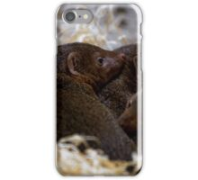 Dwarf Mongoose iPhone Case/Skin