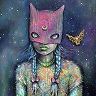 Bat Babe by brettisagirl