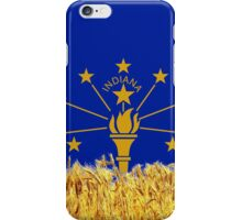 Indiana's Fields of Wheat iPhone Case/Skin