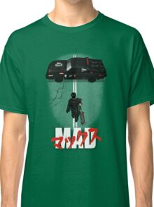 The Mad Warrior Classic T-Shirt