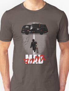The Mad Warrior Unisex T-Shirt