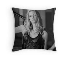 Belle - Twilight Throw Pillow