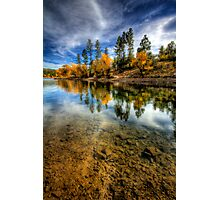 Fall Point Photographic Print