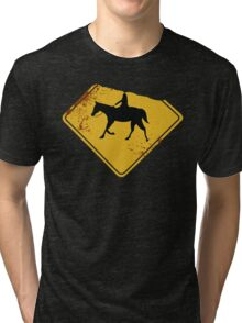 [Sleepy Hollow] - The Headless Horseman Tri-blend T-Shirt