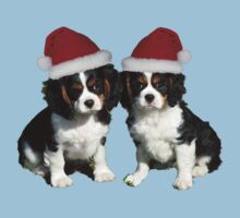 Christmas Pups by Jenny Brice