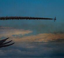 Red Arrows 2 by Jack Steel