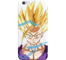 Super saiyan 2 Gohan iPhone Case/Skin