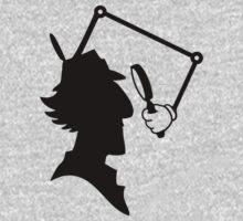 Inspector Gadget Silhouette by Luc Kersten