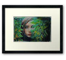 Visceral Framed Print