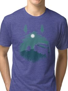Walking Home Tri-blend T-Shirt