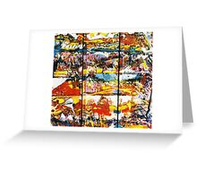 Landscape-Multiple Exposure Greeting Card