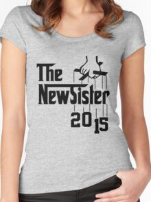 The New Sister 2015 Women's Fitted Scoop T-Shirt