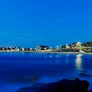 Maroubra Beach - Awakening , A Different Feel by Mark  Lucey