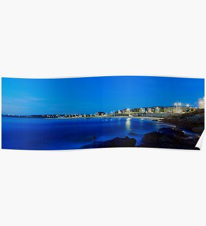 Maroubra Beach - Awakening , A Different Feel Poster