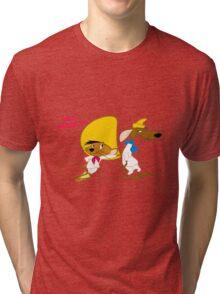 speedy gonzales & amigos Tri-blend T-Shirt
