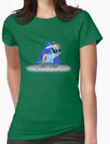 Fast Horse Womens Fitted T-Shirt