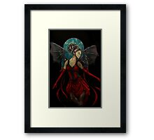 Fantacy Lady  Framed Print