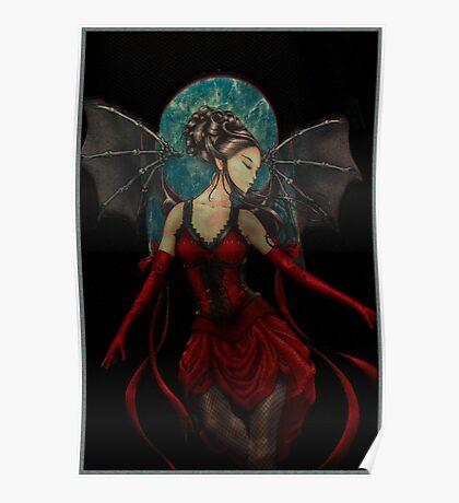 Fantacy Lady  Poster