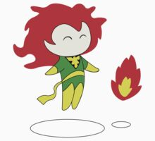 Jean Grey the Phoenix by Luc Kersten