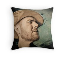 ...Fred Smith, musician II... Throw Pillow