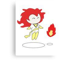 Jean Grey the White Phoenix Canvas Print