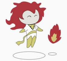Jean Grey the White Phoenix by Luc Kersten