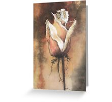 I Will Remember Greeting Card