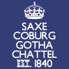 Saxe-Coburg-Gotha Chattel by Julian Holtom