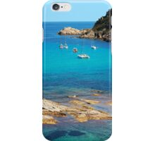Boats on the bay of Saint Tropez, French Riviera iPhone Case/Skin