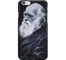Darwin Oil Painting iPhone Case/Skin
