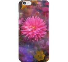 Flowers - A Visual Bouquet for Mom iPhone Case/Skin