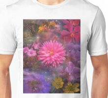 Flowers - A Visual Bouquet for Mom Unisex T-Shirt