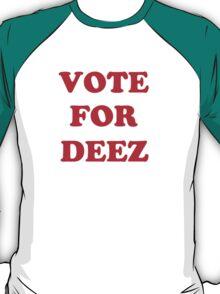 Retro Vote For Deez Nuts 2016 T-Shirt