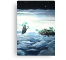 Holly Grounds Canvas Print