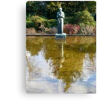 Water Carrier Canvas Print