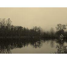 Moody Morning Photographic Print