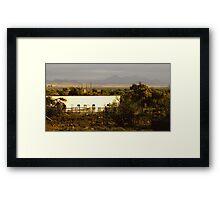 Morgenzon 4 Framed Print